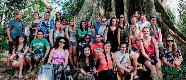 Kerala Blog Express 3 Group. Photo: #KeralaBlogExpress