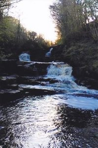 Poll an Eas Waterfall, Aughascashel