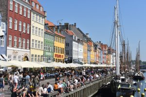 Copenhagen, Denmark, Solo On A Budget